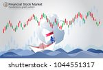 candlestick patterns is a style ... | Shutterstock .eps vector #1044551317