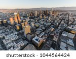 los angeles  california  usa  ... | Shutterstock . vector #1044564424