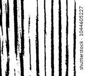 black and white grunge stripe... | Shutterstock .eps vector #1044605227