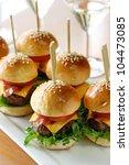 Mini Hamburgers  Mini Burgers ...