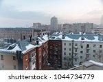 perm  russia   january 20.2018  ... | Shutterstock . vector #1044734779