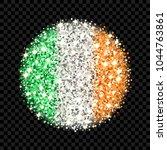 republic of ireland flag...   Shutterstock .eps vector #1044763861