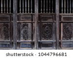 Antique Old Doors Made Of Wood...