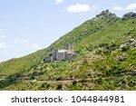 sant pere de rodes in girona ... | Shutterstock . vector #1044844981