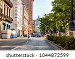 havana  cuba  el capitolio and... | Shutterstock . vector #1044872599