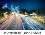 sydney  australia  evening... | Shutterstock . vector #1044873205