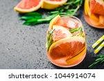 Grapefruit Cordamom Gin Fizz On ...