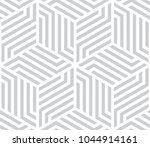 abstract geometric pattern with ... | Shutterstock .eps vector #1044914161