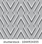 vector seamless pattern.... | Shutterstock .eps vector #1044924355