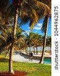 Miami Beach  Fl  Usa December ...