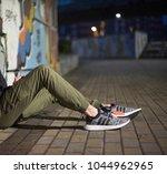 milan  italy   february 02 ... | Shutterstock . vector #1044962965