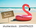 a signboard with the text...   Shutterstock . vector #1044996325