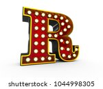 high quality 3d illustration of ... | Shutterstock . vector #1044998305