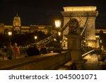budapest hungary   25 september ... | Shutterstock . vector #1045001071