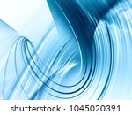 abstract blue toned background... | Shutterstock . vector #1045020391