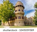 lednice  south moravian region  ... | Shutterstock . vector #1045059589