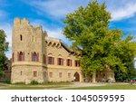 lednice  south moravian region  ... | Shutterstock . vector #1045059595