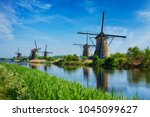 Netherlands Rural Lanscape Wit...