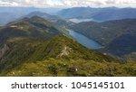 view from san sebastian trail...   Shutterstock . vector #1045145101