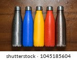 Colorful Stainless Thermos...
