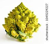 A Romanesco Broccoli  Also...