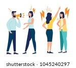 vector illustration design... | Shutterstock .eps vector #1045240297