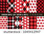 Canadian Vector Patterns In...
