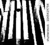 black and white grunge stripe...   Shutterstock . vector #1045419754