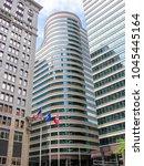 downtown minneapolis minnesota | Shutterstock . vector #1045445164