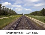 railroad | Shutterstock . vector #1045507
