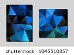light blue  greenvector layout...