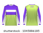 jersey design for extreme...   Shutterstock .eps vector #1045886185