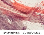 abstract drawing on paper | Shutterstock . vector #1045929211