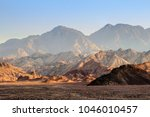 connection valley in dahab city ...   Shutterstock . vector #1046010457