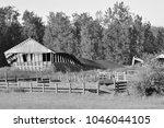 Decaying Barn In Washougal  Wa