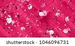 wide vintage seamless... | Shutterstock .eps vector #1046096731
