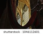 beautiful interior of the st... | Shutterstock . vector #1046112601