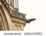 czech architecture  scary... | Shutterstock . vector #1046113501