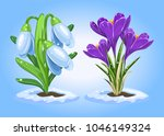 illustration of the first...   Shutterstock .eps vector #1046149324