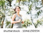 beautiful young healthy asian... | Shutterstock . vector #1046150554
