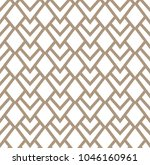 abstract triangle tiles... | Shutterstock .eps vector #1046160961