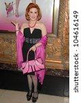 kat kramer at the los angeles... | Shutterstock . vector #104616149