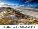 view from sand dune on north... | Shutterstock . vector #1046169355