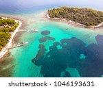 bol on the island of brac in... | Shutterstock . vector #1046193631