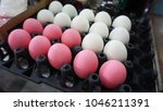 salted duck eggd at store   Shutterstock . vector #1046211391