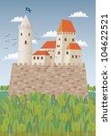 castle | Shutterstock .eps vector #104622521