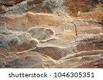 wall  background  texture of... | Shutterstock . vector #1046305351