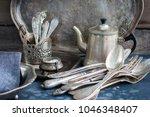 Vintage Old Utensils Made Of...