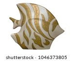 Fish Pottery For Decoration...