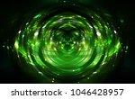 glitter green abstract... | Shutterstock . vector #1046428957